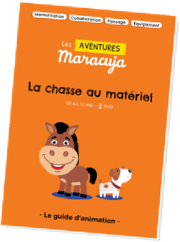Maracuja ateliers animateur livret