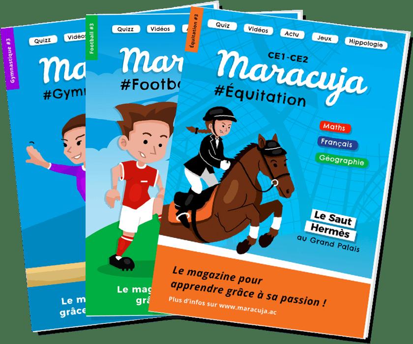 Abonnement Maracuja équitation